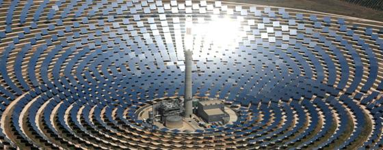 Centrale solaire gemasolar